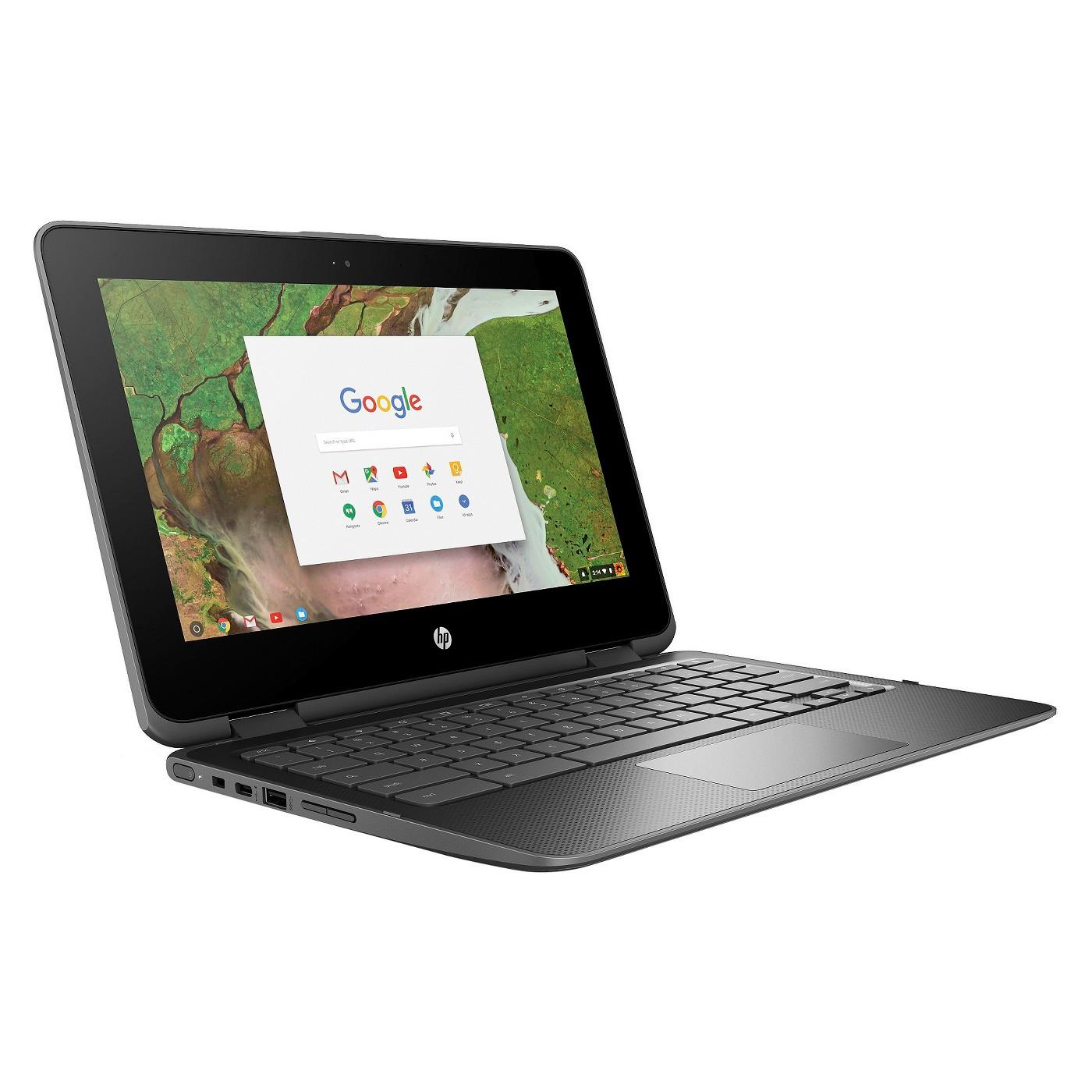 Hp X360 Convertible Touchscreen Chromebook Laptop